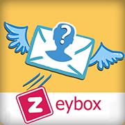 Zeybox ile Anonim mesaj